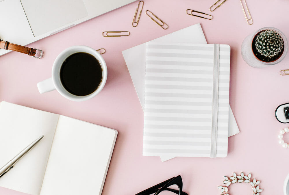 3 Simple Steps to Get Organized for Better Productivity